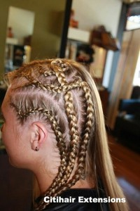 Braiding And Twisting 16