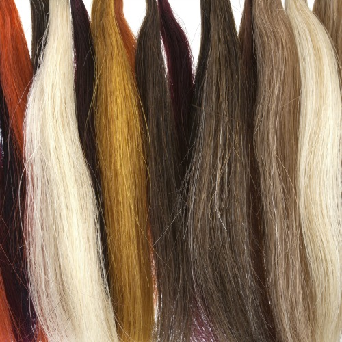 Keratin bonding hair extensions human hair extensions the hair we use is smooth with a slight hint of natural wave the cuticle is in tact the hair has not been coated with silicone pmusecretfo Image collections