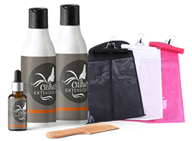 CitiHair Aftercare Kit for Hair Extensions