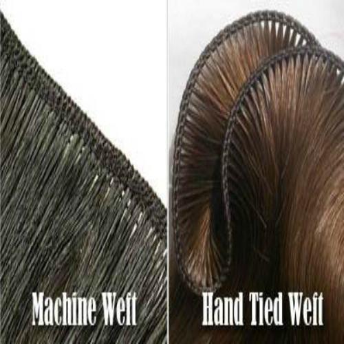 machine-weft